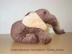Zelfmaak olifant