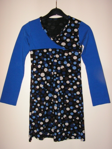 blauw ballenjurkje 2