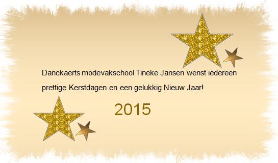 2015 kerstkaart